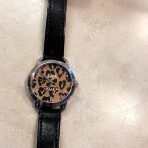 Coach Accessories - Coach watch not new but in very good condition